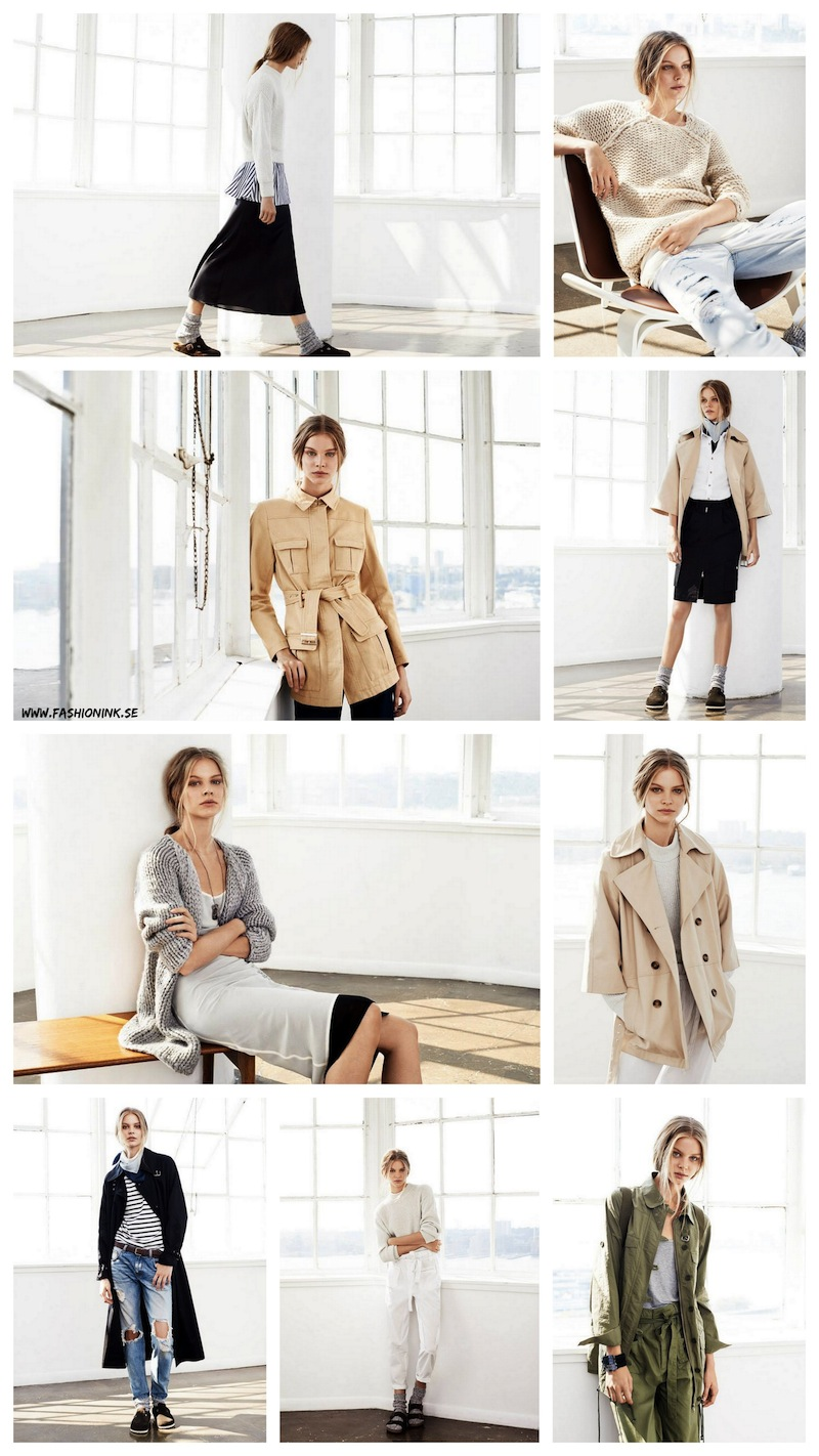 The Olsen Sisters for Bikbok – Produktbilder |