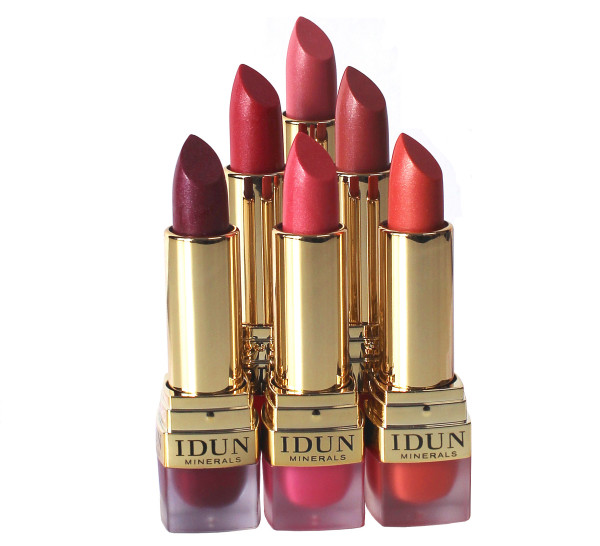 IDUN_Minerals_Creme_Lipsticks