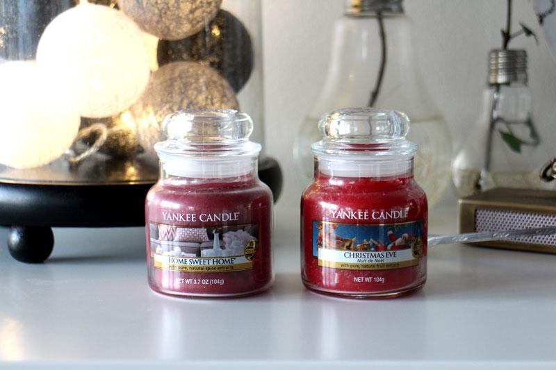 yankee candle bästa doften